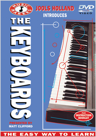 Music Maker's The Keyboards