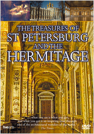 The Treasures of St. Petersburg & The Hermitage