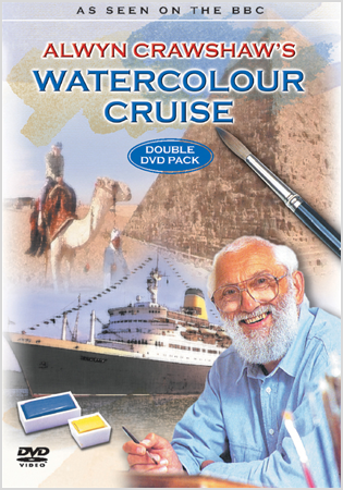 Alwyn Crawshaw's Watercolour Cruise