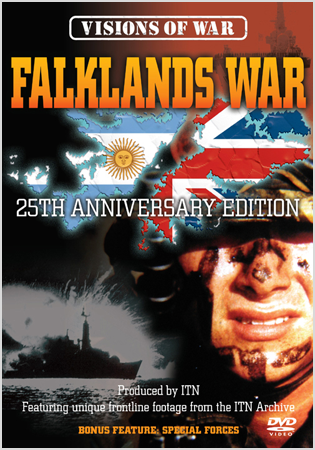 Visions of War: The Falklands War