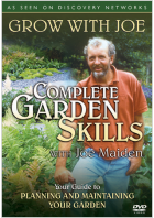 Grow With Joe: The Complete Garden Skills
