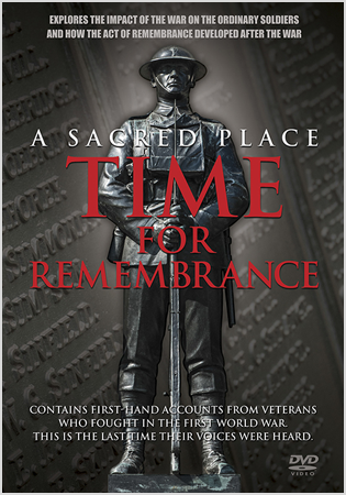 A Sacred Place: Time For Remembrance