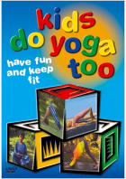 Kids Do Yoga Too