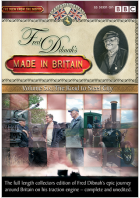 Fred Dibnah's Made In Britain - Volume 6: The Road To Steel City