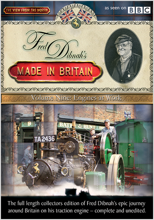 Fred Dibnah's Made In Britain - Volume 9: Engines At Work