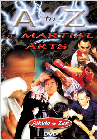 A To Z of Martial Arts
