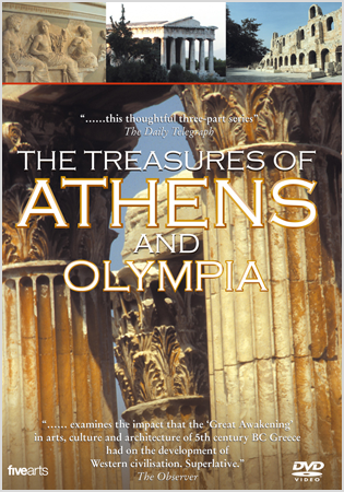 The Treasures of Athens & Olympia