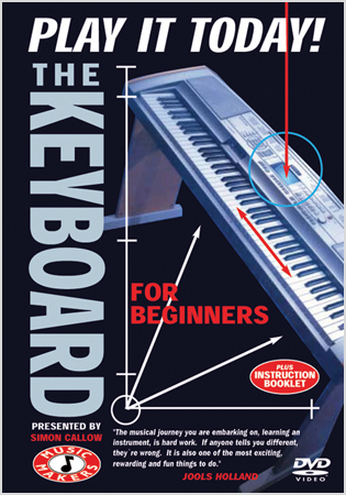 Music Maker's The Keyboard For Beginners