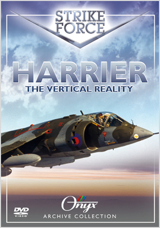 Strike Force Harrier: The Vertical Reality
