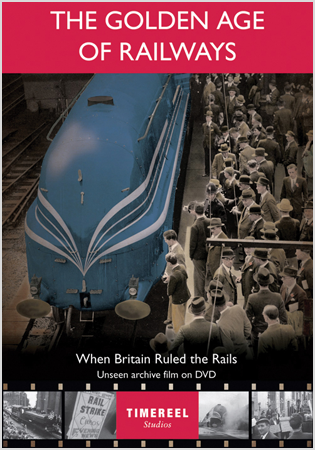 The Golden Age Of Railways: When Britain Ruled The Rails