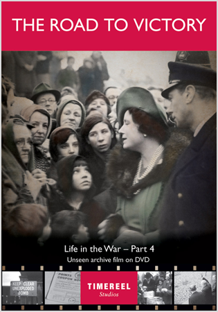 The Road To Victory: Life In The War Part Four