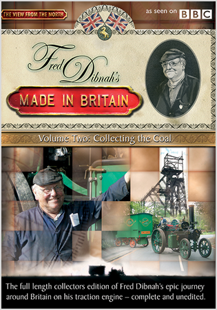 Fred Dibnah's Made In Britain - Volume 2: Collecting The Coal